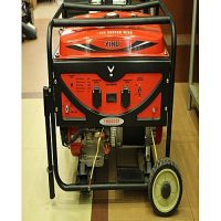 7.5KVA GASOLINE GENERATOR YH8000E 100% COPPER RED