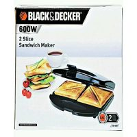 Black + Decker LGM70 Lifestyle Health Grill Black
