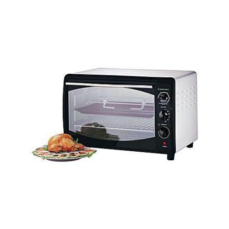Black + Decker Lifestyle Toaster Oven 42L TRO60 White