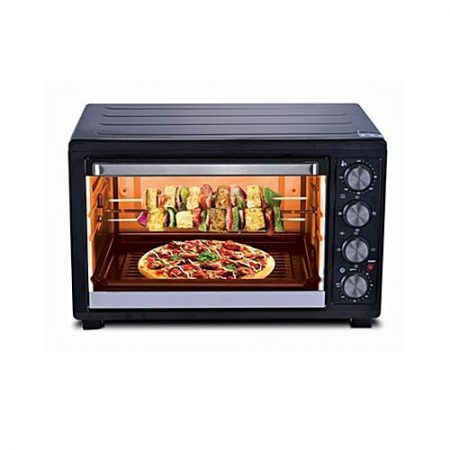 ELite Appliances ETO453R Oven Toaster 45 Ltr Black