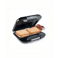 Geepas GGM 6005 Stainless Steel Grill Maker Grey