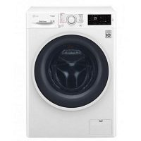 LG 8KG FRONT LOAD FULLY AUTOMATIC WASHING MACHINE F4J6TMP0W