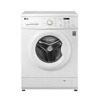 LG Front Load Washing Machine 7KG F10C3QDP2 White