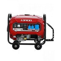 Loncin LC10900DDC Latest 8 KW Petrol & Gas Generator with Wheels Kit