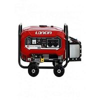 Loncin LC5900DDC Petrol & Gas Generator 3.5 KVA With Gas KIT 2018 Model Latest & Improved