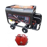 LUTIAN LT3600ES Self Start Gasoline Generator 2.8 kW Red