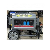 MAX 4.0 KVA Petrol & Gas Generator MGX5200 Self Start With Gas Kit & BATTERY
