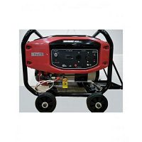 MG4000 Self Start 3.5 KVA Petrol & Gas Generator with FREE Battery & Gas Kit