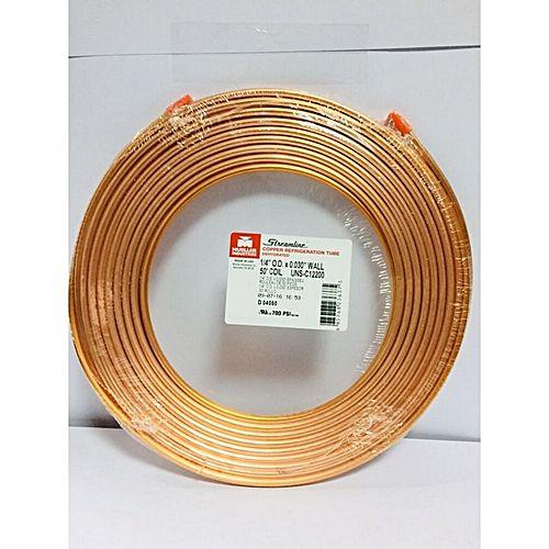 Mueller Copper Pipe 1/4