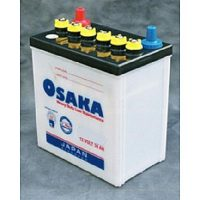 Osaka Batteries MR30 12GEN 5 Plates Acid Battery White