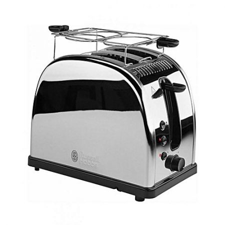 Russell Hobbs 21290 Two Slice Legacy Toaster Silver