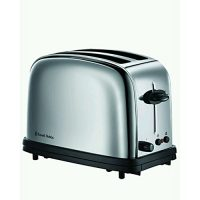 Russell Hobbs Classic 2-Slice Toaster 20720 Polished Stainless Steel Silver