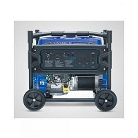 Unique UG 8500E 8.0 KVA Self Start Petrol & Gas Generator With FREE Battery & Gas Kit