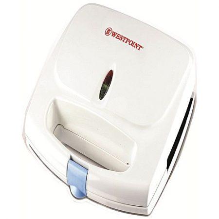 Westpoint Official WF6672 Sandwich Maker White