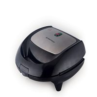 Westpoint Official WF692C Sandwich Maker Black & Silver