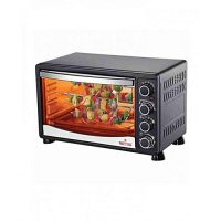 Westpoint WF4500 RKC Convection Rotisserie Oven with Kebab Toaster Grill 1800 Watts Black