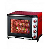 Westpoint WF4700RKC Convection Grilling Oven Toaster Red