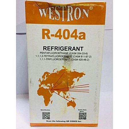 WESTRON Air Condition Gas R404AWhite