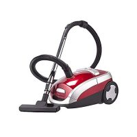 Anex Bagged Vacuum Cleaner 1500 Watts Red & Black