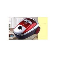 Anex plus AN1608 Vacuum Cleaner Silver & Red