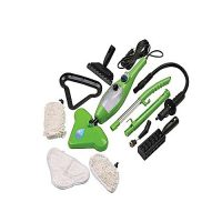 As seen on tv 5 in 1 Steam Mop & Vacuum Cleaner Green