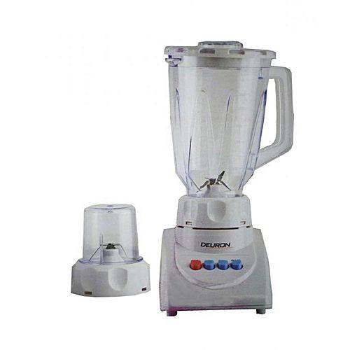 Buy Deuron 2 In 1 Juicer Blender White Online In Pakistan