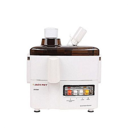 Jack Pot Juice Extractor without Jug White Brand Warranty