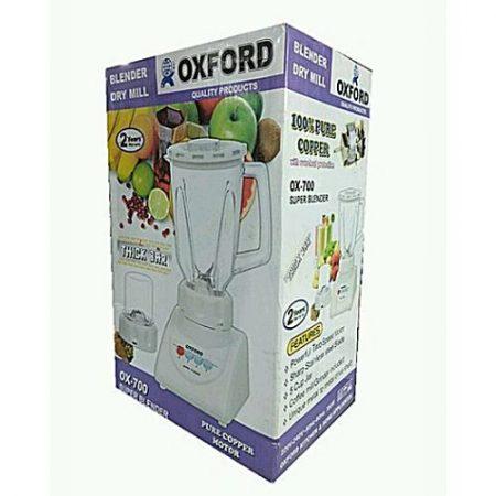 Oxford Appliances Oxford 2 in1 Blender Grinder