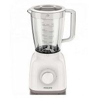 Philips HR2106 Chopper Blender White & Grey