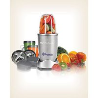 Ranker NutriBullet Blender Silver