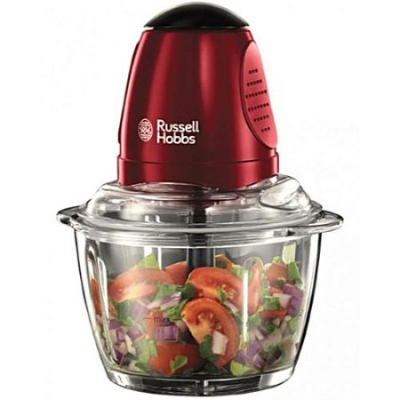 Russell Hobbs 2032056 Desire Mini Chopper Red
