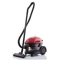 Sinbo SVC 3466 Vacuum Cleaner Wet & Dry Black & Red