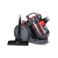 Sinbo SVC3479 Vacuum Cleaner 1000W RED & BLACK