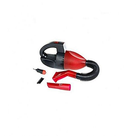 Twinkle Shop Auto Vacuum Cleaner with LED Light