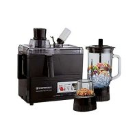Westpoint WF-8823 Juice Bar, Juicer & Blender & Dry Mill Black