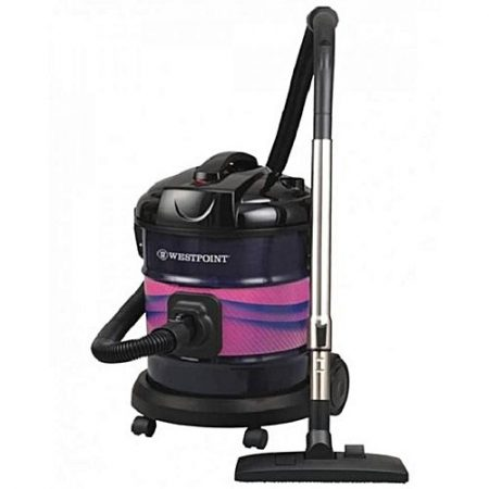 Westpoint WF105 Deluxe Drum Type Vacuum Cleaner with Blower (1500 Watts)