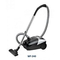 Westpoint WF240 Deluxe Vacuum Cleaner Black & Grey 1500 Watts