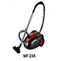 Westpoint WF245 Deluxe Vacuum Cleaner 1500 Watts Black & Red