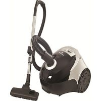Westpoint WF3601 Capsul Type Vacuum Cleaner + Steel Pipe Black & Grey