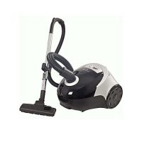 Westpoint WF3601 Capsul Type Vacuum Cleaner with Steel Pipe 1200 Watts Black