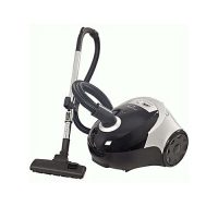 Westpoint WF3601 Capsul Type Vacuum Cleaner With Steel Pipe 1200 Watts Black & White