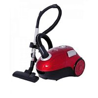 Westpoint WF3602 Capsul Type Vacuum Cleaner with Steel Pipe 1200 Watts Red