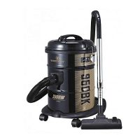 Westpoint WF960BK Deluxe Drum Type Vacuum Cleaner 2000 Watts Black