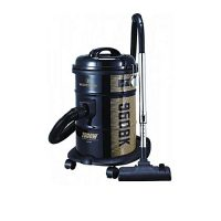 Westpoint WF960BK Drum Type Vacuum Cleaner 1500 Watts Black