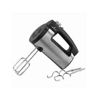 Westpoint WF9801 Egg Beater Steel Body Silver & Black