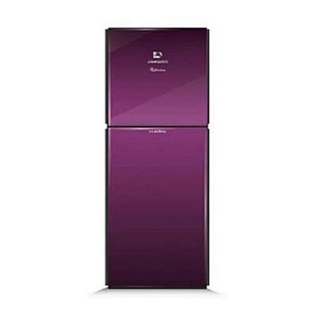 Dawlance 9170-Wb Reflection Series Top Mount Refrigerator 320 L Burgundy With Black Gradient
