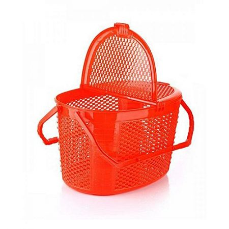 DT Carry Basket Red HT-553A