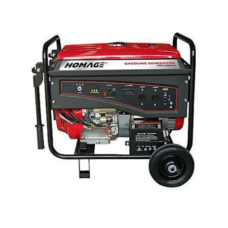 HOMAGE Generator 3.0KVA Hgr-3.0KVD Red