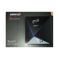 HOMAGE HTD-1211SCC Tron Duo Ups Inverter Black 1000WATT