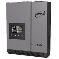 HOMAGE UPS Inverter HEX-5011SCC 4000 WATTS 80amp OFF GRID MPPT Soler Supported